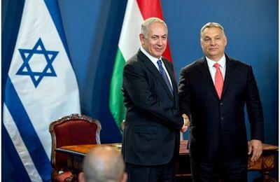 En Hongrie, Netanyahou et Orban sur « une même longueur d'onde »