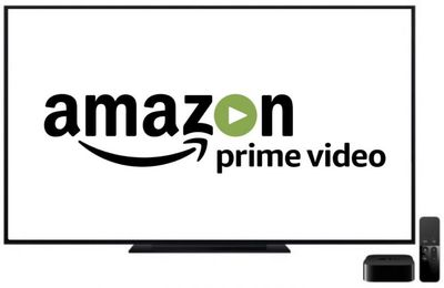 Apple to Announce Amazon Prime Video for Apple TV at WWDC