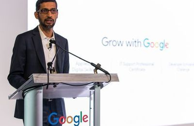 Google to give $1 billion to nonprofits and help Americans get jobs in the new economy