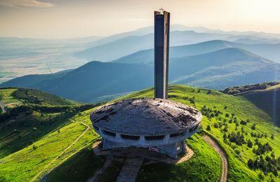Buzludzha : le grand monument de la Bulgarie