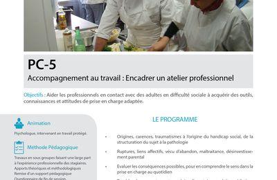 Moniteurs d'ateliers :Encadrer un atelier professionnel