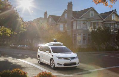 Waymo se positionne aussi sur les camions autonomes!