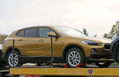 BMW X2: la présentation approche !