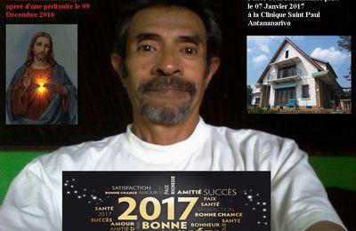 Jeannot Ramambazafy. Retour du Royaume des morts, le 09 Décembre 2016