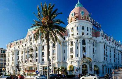 Adrien Simoneton et l'Hotel Negresco .