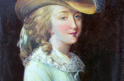 Ad Simoneton , Madame du Barry .