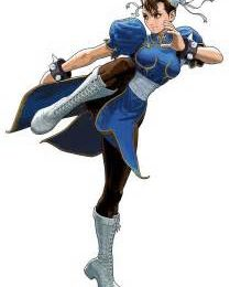 Street Fighter : Chun li