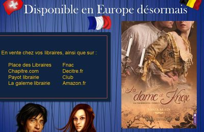 La dame de Knox - La tourmente disponible en Europe