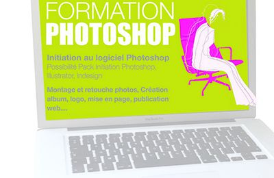 ILLUSTRATION, GRAPHISME & ECRITURE, FORMATION PHOTOSHOP