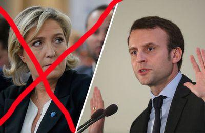 Le Pen s'est écroulée à largement moins de 40 %