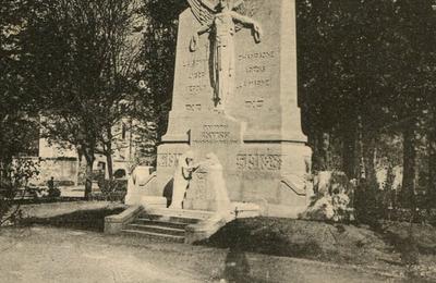 Monument aux morts de la guerre 1914-1918 : du choix à l'inauguration