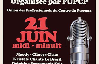 FAITES DES FRÉQUENCES LE 21 , on fête la musique...chut...