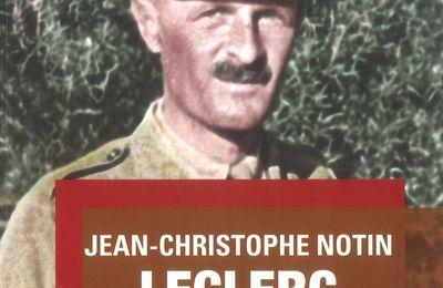 Leclerc. Le croisé de la France libre