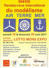 AFFICHE EXPO MONS 2017 ....