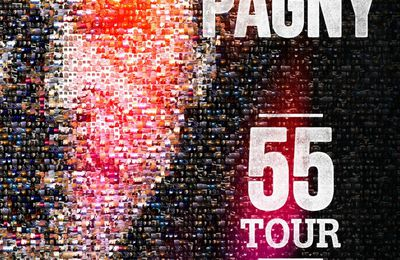 "Florent Pagny prolonge sa tournée ""55 Tour"" !"