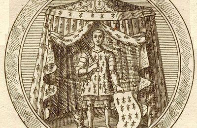 Jean de Bretagne et Jeanne de Lorraine
