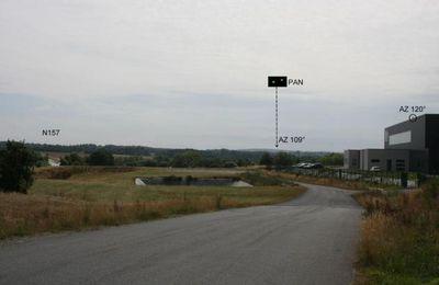 L'ovni du 1 juin 2014 vu par des Gendarmes à Etrelles en Ille-et-Vilaine Bretagne