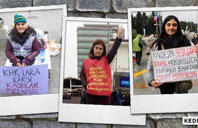 En Turquie, les femmes résistent malgré la dictature qui vient