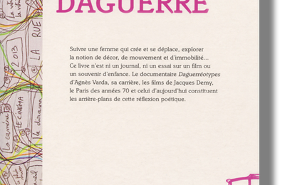 Décor Daguerre, Anne Savelli, éditions de l'Attente