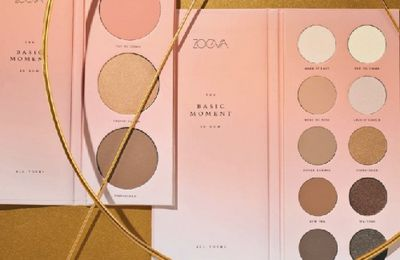 La collection Basic Moment de Zoeva