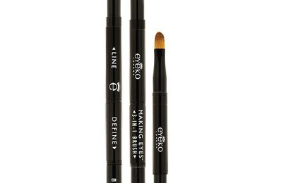 Making Eyes 3 in 1 brush de Eyeko