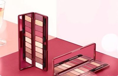 La palette Wine Party Play Color Eyes de Etude House