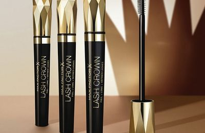 Masterpiece Lash Crown mascara de Max Factor
