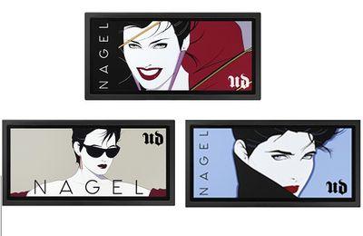 Les Nagel Vice Lipstick palettes d'Urban Decay