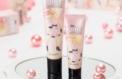The POREfessional peartl primer de Benefit