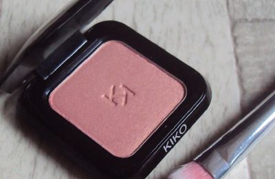 Mon fard High Pigment pearly rose gold de Kiko