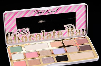 La palette White Chocolate de Too Faced