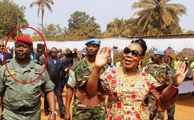 RCA: l'assassin du colonel Mombeka identifié par l'ONU