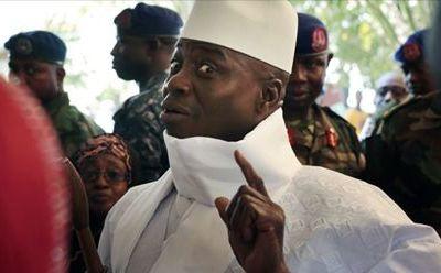 Présidentielle en Gambie: Jammeh rejette les résultats une semaine après avoir reconnu sa défaite