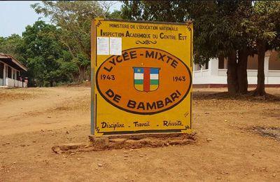 Centrafrique: à Bambari, fragile retour de l'Etat