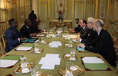 France/Centrafrique : François Hollande favorable à la création d'une cour pénale spéciale centrafricaine