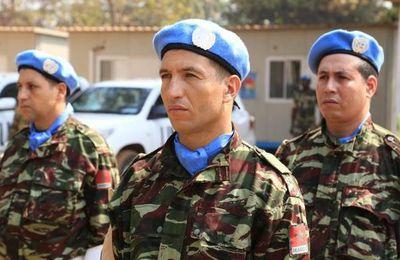 Centrafrique : Les casques bleus marocains de nouveau dans le viseur des rebelles anti-Balaka