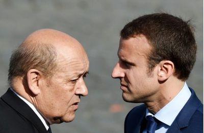 Lu pour vous : Pour quand la démission de Jean Yves Le Drian?