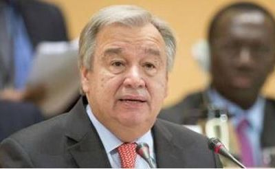 "Centrafrique: six ONG ""implorent"" Guterres d'agir immédiatement"