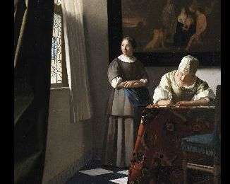 Réconciliée avec Vermeer