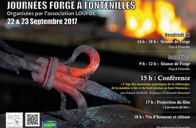 Journées de forge à Fontenilles