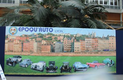 Epoquauto Lyon 2017