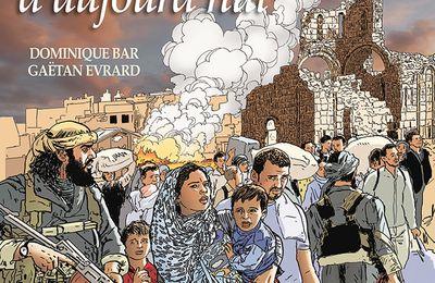Une BD bouleversante sur les martyrs chrétiens d'aujourd'hui