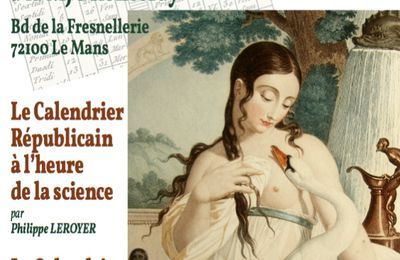 Deux conférences sur le calendrier républicain - samedi 14 octobre au Mans
