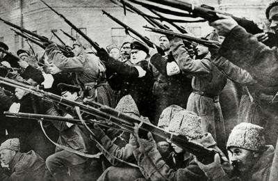 La révolution russe a 100 ans