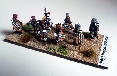 PoW colonial : Les premières unités.