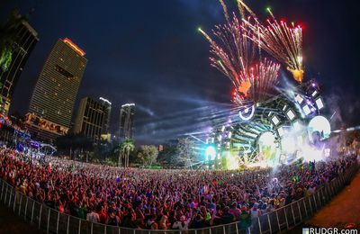 Podcast : Ultra Miami Festival 2017 - Jour 1