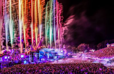 Podcast : Tomorrowland 2017 - Jour 2