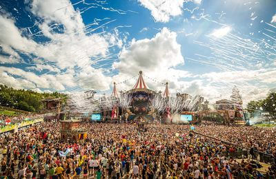 Podcast : Tomorrowland 2017 - Jour 6
