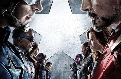 Captain America : Civil war