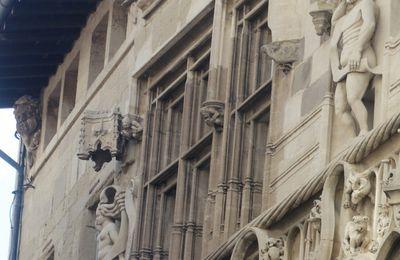 Voyage au Queyras : Valence, la Maison des Têtes